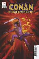 Conan The Barbarian #1 Fagan Variant Marvel Comic Unread 2019 1st Print NM