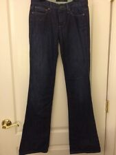 Joe's Rocker Women's Denim Blue Jeans Size 26 EUC