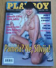 PLAYBOY CROATIA  7/2000.  SILVIJA RUZIC, JODI ANN