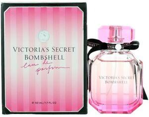 Victoria's Secret Bombshell Eau De Parfum 50ml/1.7 fl oz Brand New Sealed