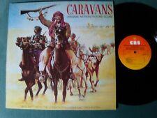 CARAVANS, B.O. film / Mike Batt & The London Philharmonic Orchestra LP CBS 70164