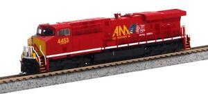 FVM N Scale 70115 GE-ES-8 Allegheny Midland #4456