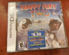 Happy Feet Two (Nintendo 3DS, 2011) New Sealed