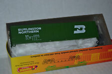 Roundhouse 1251 Burlington Northern 50' Plug Door Box Car Ho Scale