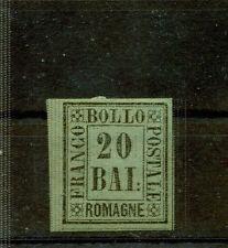 Briefmarken aus Europa mit Falz und Altsignatur