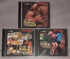 LOT 3 CDS ORIGINAL SALSA. HISTORIA DE LA SALSA EN EL SIGLO XX. (VOL.1-2-3) 1998.
