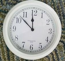 Broken Wall Clock - White - does not run