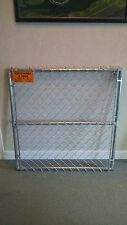 """4' X 4' Chain Link Fence Gate Professionally Built Brand New Residential 1 3/8"""""""