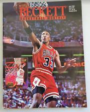 Beckett Basketball NBA Monthly #47 June 1994 Scottie Pippen, Magic Johnson