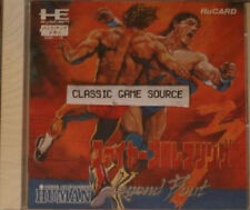 NEW FACTORY SEALED Fire Pro Wrestling 3 Legend Bout PC Engine Hu Card