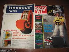 AUTOSPRINT 1980/24=JABOUILLE=ALFASUD PREGLIASCO RALLY DANUBIO=