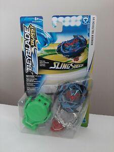 Toupie beyblade burst turbo wonder valtryek v4 hasbro sling shock neuf valkyrie