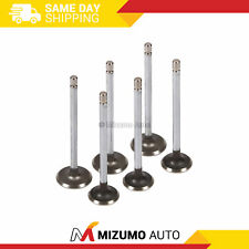 Intake Exhaust Valves Fit 85-88 Chevrolet Sprint Turbo 1.0 G10 G10T SOHC 6V