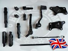 Harley Davidson XL Sportster Forward Controls 91-03 BLACK UK STOCK