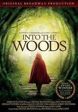 Into The Woods (bernadette Peters Stephen Sondheim) DVD R4