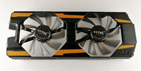 About ZOTAC GTX760 2GD5 4GD5 graphics Perak version HA T129215SU 12V dual fan