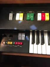 Hammond electric two tiered walnut finish organ located Long Island w/ bench 00004000
