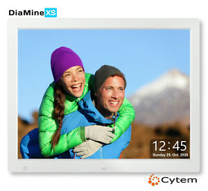 Cytem DiaMine XS 15 in 4:3, mattes Display   Sensor   Silber