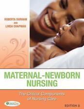 Maternal-Newborn Nursing 2e: The Critical Components of Nursing Care, Chapman RN