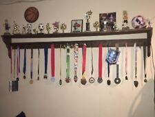 6' Medal Award Display Rack and Trophy Shelf