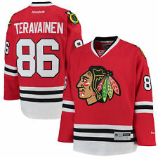 Reebok Premier NHL Jersey Chicago Blackhawks Home Teuvo Teravainen #86 SZ Large
