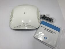 JL015A- HPE 365 Cloud-Managed Dual-Radio 802.11ac (WW) Access Point
