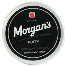 Morgan's Non-Greasy Hair Styling Putty With Matt Finish 100ml - Messy Hair Types