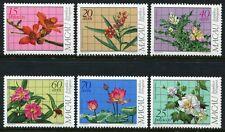 Macao Macao 1983 piante medicinali medicinal plants piante 505-10 post FRESCHI MNH