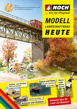 "NOCH 71908 Magazin ""Modell-Landschaftsbau heute"" #NEU in OVP##"