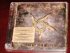 Mnemic: Sons Of The System CD 2010 Bonus Tracks Nuclear Blast USA NB 2301-2 NEW