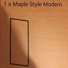 IT KITCHENS B & Q MAPLE STYLE MODERN KITCHEN DOOR DRAW DRAWER FRONT NEW #4