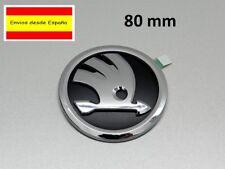 Nuevo Skoda Insignia Emblema 80 Mm, Para Octavia Fabia super B logo 5JA853621a