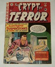 Crypt of Terror # 18, EC 1950