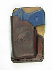 Holster for Ruger LCP or Kel Tec P-3AT with Crmson Trace, Lasermax or Viridian