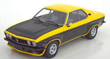 BoS 1975 Opel Manta A TE2800 Yellow/Matt Black LE of 1000 1:18 Rare Find!*New!