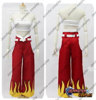 Fairy Tail Erza Scarlet Cosplay Costume Ver.red