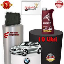 TAGLIANDO  CAMBIO AUTOMATICO E OLIO BMW F20 118 d 105KW DAL 2010 -> /1098