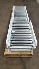 Hytrol 190e24ez E24 Zero Pressure Roller Conveyor 24v 24 X 12 Excellent