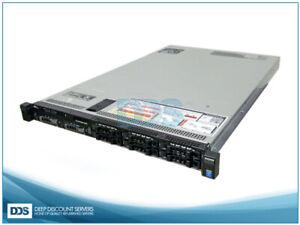 Dell R630 T6RV9 8 SFF (2)E5-2680V3 12-C 2.50Ghz 256GB H730 (4)1G (2)750W