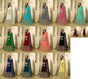 Salwar Kameez Party Wear Indian Designer Wedding Pakistani Dress Bollywood suit