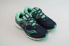 Saucony Triumph ISO 3 Women's Running Athletic Shoe Trainer Blue Teal Size 9 NEW
