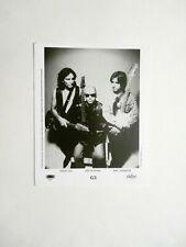 Original G3 Steve Vai Joe Satriani Eric Johnson Promo Headshot 8x10 Still Photo