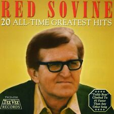 Red Sovine - 20 All Time Greatest Hits [New CD]