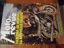 µ?  Moto Revue n°2292 Camino 1000 Harley Sportster XLH 125 Maico MC 77 Yamaha XS