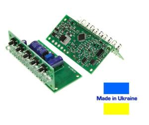 Pulse induction metal detector Clone PI-W ready module universal metal detector.