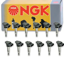 12 pc NGK Ignition Coils for 2003-2018 Bentley Continental 6.0L W12 Spark wm