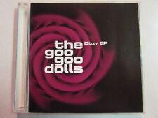 GOO GOO DOLLS DIZZY 5 TRK EP 1999 JAPAN IMPORT CD ACOUSTIC REMIX RADIO VERSIONS