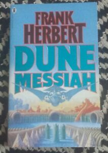 Dune Messiah by Frank Herbert  1972 First NEL Edition