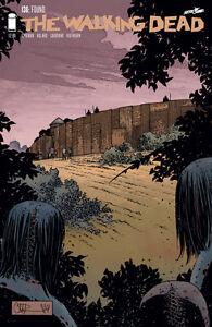 WALKING DEAD #136 (Image Comics) ROBERT KIRKMAN!!