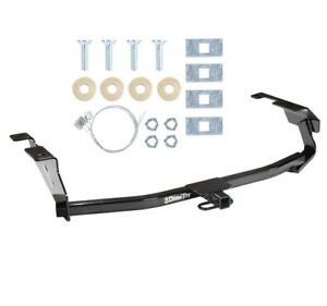 """Trailer Tow Hitch For 09-13 Honda Fit All Styles 1-1/4"""" Towing Receiver Class 1"""